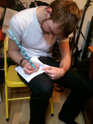 Studio écriture