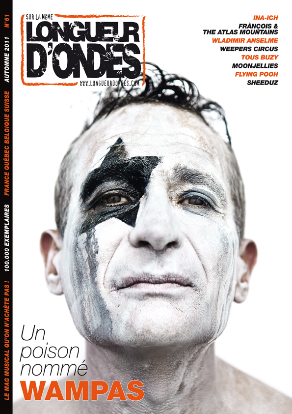 Couverture LO 61 - Didier Wampas
