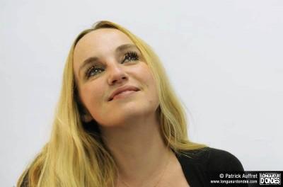 Chloé Mons - Photo : Patrick Auffret