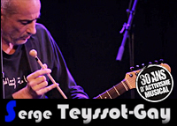 Vidéo de Serge Teyssot-Gay - Soirée LO 30 ans