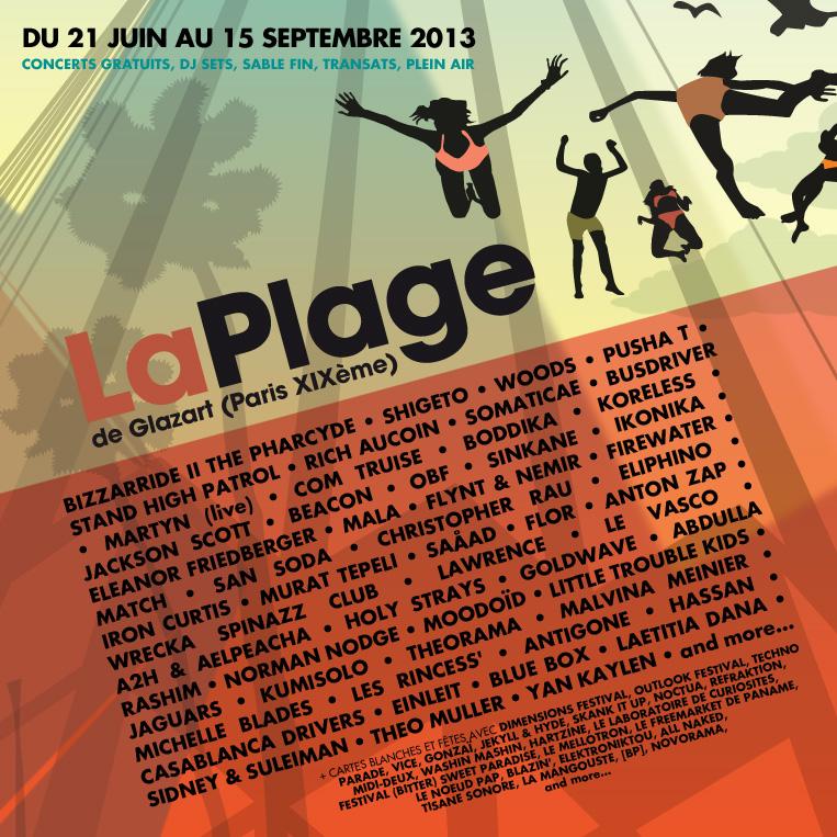 LaPLAGE, Magazine Longueur d'Ondes