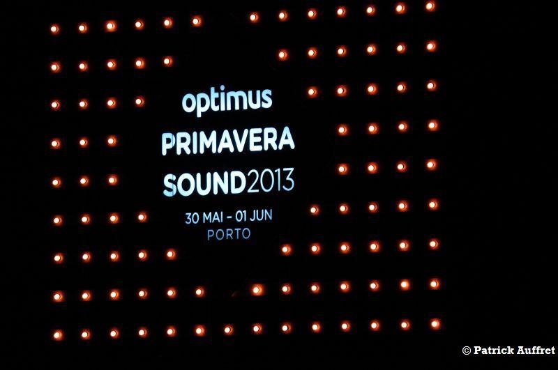 Optimus Primavera Sound Festival, Magazine Longueur d'ondes