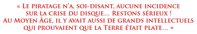Citation Pascal Nègre