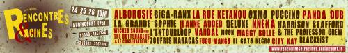 Festival Rencontres et Racines 2016