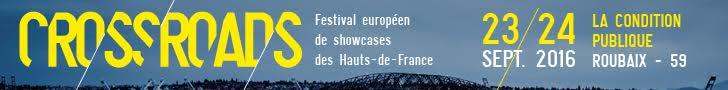 Crossroads festival à Roubaix