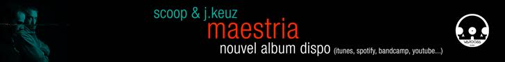 Scoop & j.keuz - nouvel album Maestria dispo !