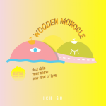 Wooden Monocle - New kind of love