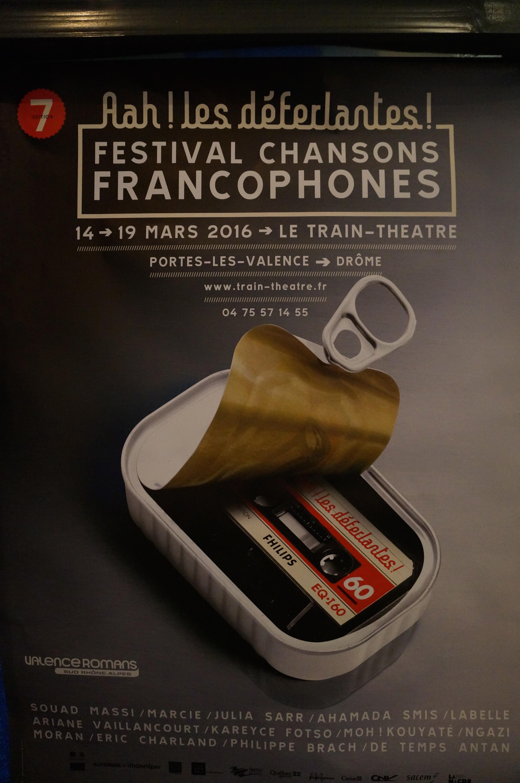 Aah les d ferlantes longueur d 39 ondes - Programme train theatre portes les valence ...