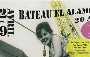 BATEAU EL ALAMEIN FÊTE SES 20 ANS
