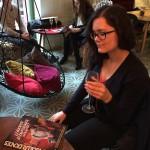 Lancement mag N°77 ©Emilie Delaval - Mars 2016 @Bar à Bulles - Champagne offert par la Maison Mathieu Princet