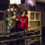 Balades Sonores DJ set- Lancement mag N°77 - ©Guendalina Flamini - Mars 2016 @Bar à Bulles