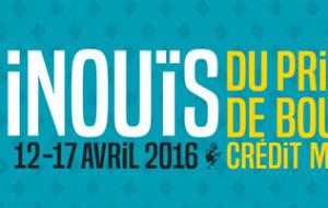 Sélection 2016 des iNOUïS du Printemps de Bourges !
