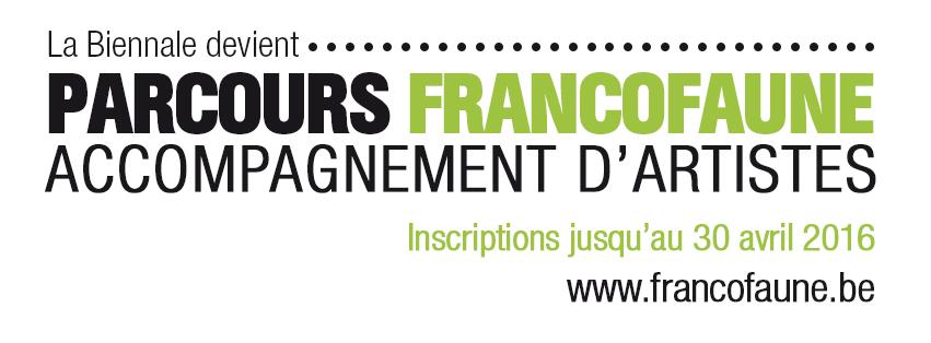 Biennale de la Chanson française 2016 - Francofaune