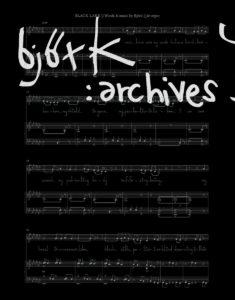 Bjork - Klaus Biesanbach - Longueur d'Ondes N°76