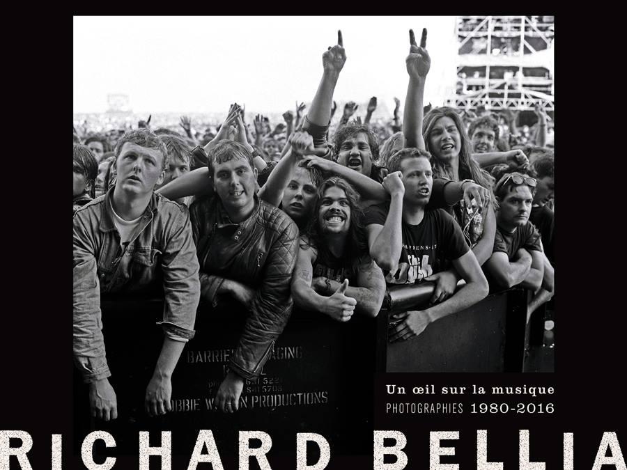 Un œil sur la musique 1980-2016 - Richard Bellia - Longueur d'Ondes