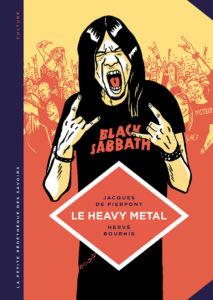 LE HEAVY METAL, de Pierpont et Bourhis - Longueur d'Ondes