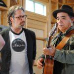 André Lavergne + Florent Vollant Festival en Chanson de Patite-Vallee 2016 ©Bastien Brun - Longueur d'Ondes