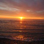 Lever du soleil Festival en Chanson de Patite-Vallee 2016 ©Bastien Brun - Longueur d'Ondes