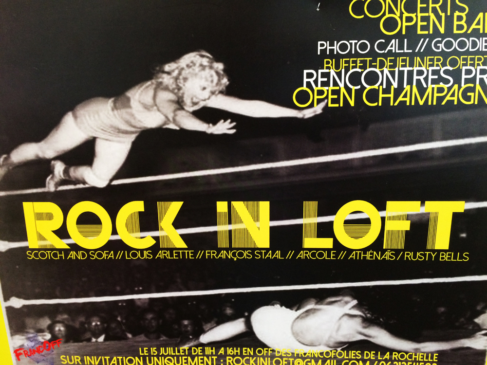 Rock In Loft - La Rochelle