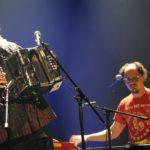 Yves Lambert + Socalled - Festival en Chanson de Patite-Vallee 2016 ©Bastien Brun - Longueur d'Ondes