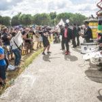 5e scene improvisee @Festival Reggae Sun Ska 2016 ©Campagnie Valentin - Longueur d'Ondes