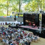Festival Chansons & Mots d'Amou - Les Arènes - © Marylène Eytier - Longueur d'Ondes