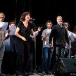 Festival Chansons & Mots d'Amou - Hommage à Léo Ferré - Le Final - © Marylène Eytier - Longueur d'Ondes