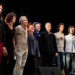 Festival Chansons & Mots d'Amou - Hommage à Léo Ferré - Le salut Final - © Marylène Eytier - Longueur d'Ondes