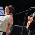 Festival Chansons & Mots d'Amou - Flavia Perez et Gaëlle Cotte - © Marylène Eytier - Longueur d'Ondes
