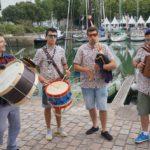 Sur le port @Festival Interceltique de Lorient 2016 ©Fabrice Lassort - Longueur d'Ondes