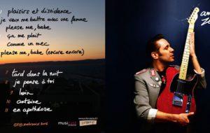 ZEBRA : nouvel album pour l'automne