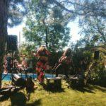Deuxluxes @Festival de musique emergente en Abitibi-Temiscamingue 2016 ©Samuel Degasne - Longueur d'Ondes