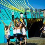 yoga @Festival de musique émergente en Abitibi-Témiscamingue 2016 ©Thomas Dufresne - Longueur d'Ondes