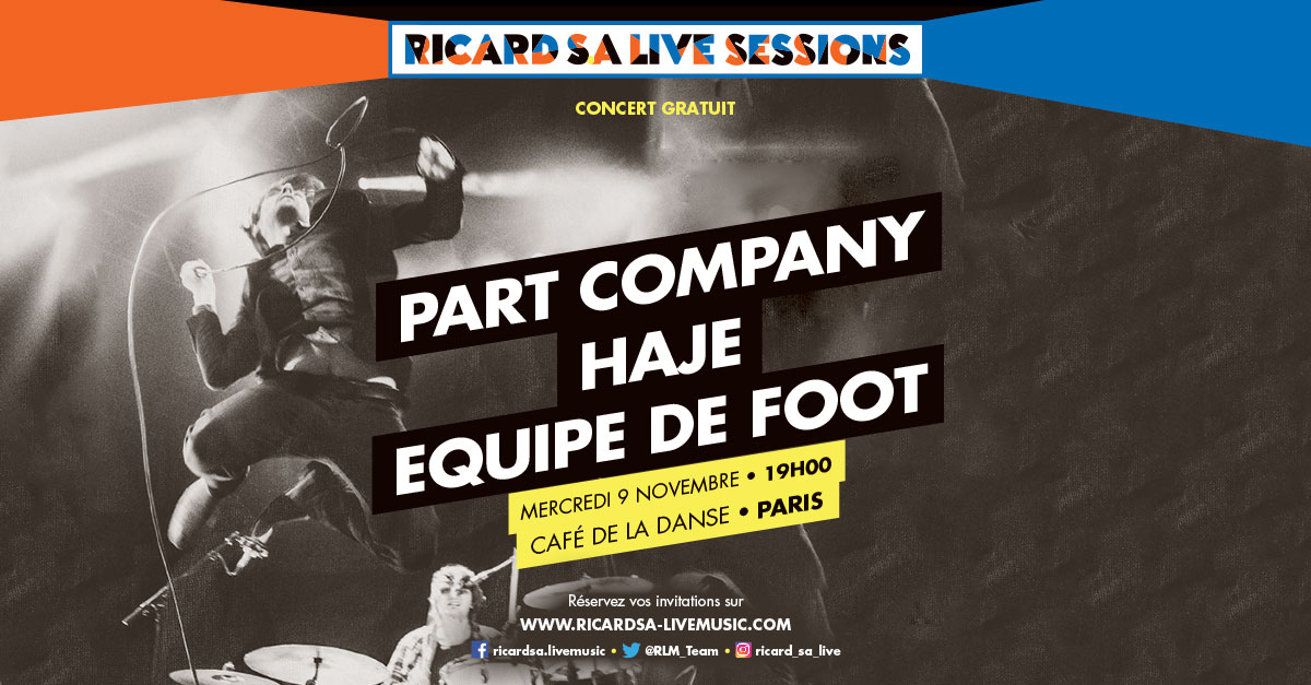Ricard S.A Live 2016 - Longueur d'Ondes