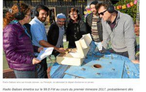RADIO BALISES : LANCEMENT FINANCEMENT PARTICIPATIF