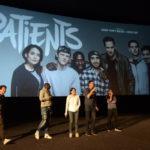 Grand Corps Malade, Moussa Mansaly et Soufiane Guerrab - Patients ©Patrick Auffret - Longueur d'Ondes 2016