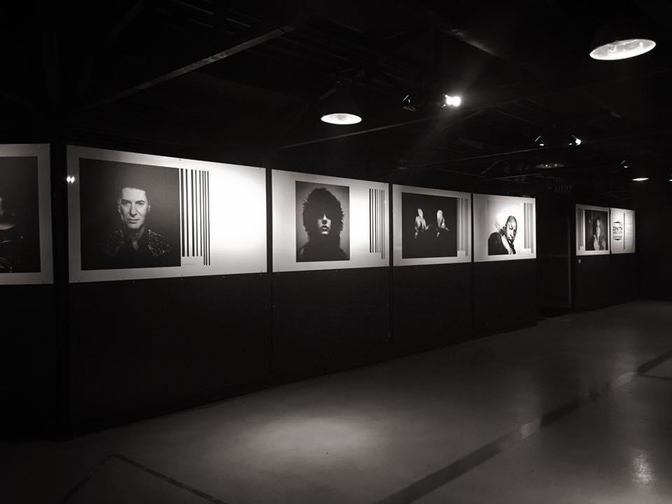 Julien Mignot expose au Zenith - Longueur d'Ondes
