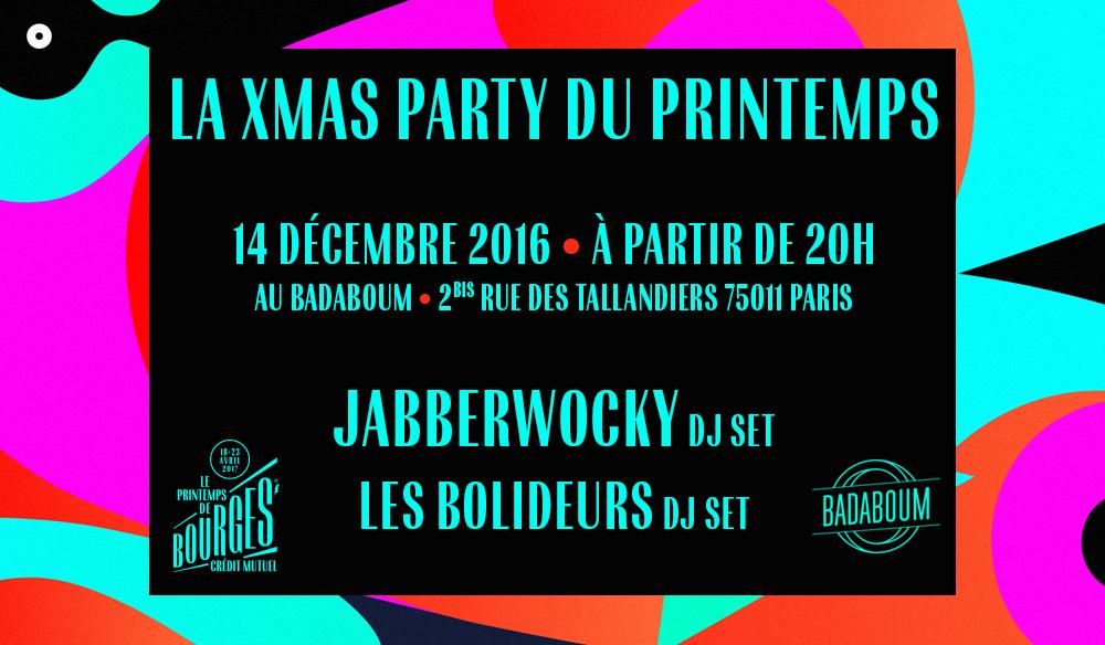Le Père Noël de Bourges vient à Paris ! Longueur d'Ondes