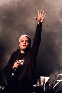 Keny Arkana ©Benjamin Pavone - Rock a des Elles : Longueur d'Ondes N° 79
