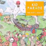 "Kid Parade, leur album ""The Turtle Waltz"" sur Longueur d'Ondes"