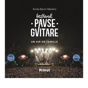 ANNIE SOUM-NAVARRO, Pause guitare - Longueur d'Ondes