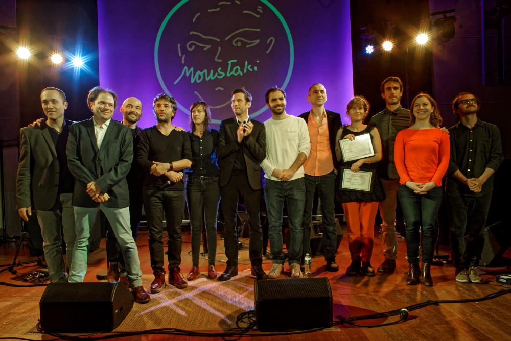 Prix Georges Moustaki 2017 ©Dan Pier - Longueur d'Ondes