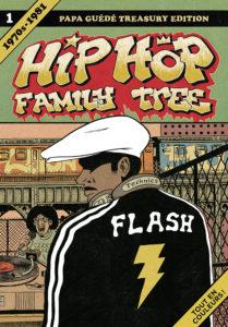 Ed Piskor, Hip-Hop Family Tree sur Longueur d'Ondes