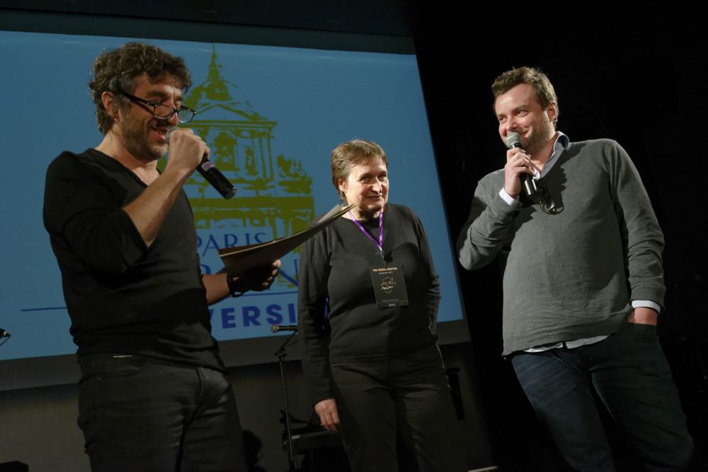 Sud Radio La Croix Radio @Prix Georges Moustaki 2017 ©Dan Pier - Longueur d'Ondes