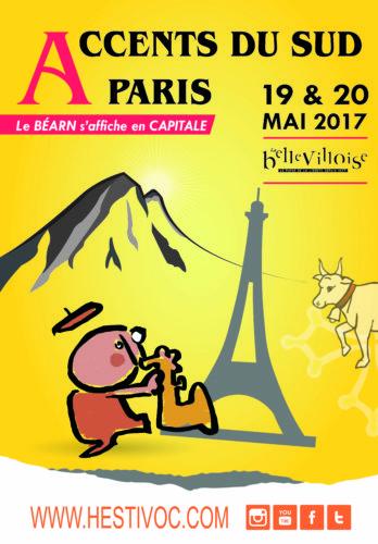 Premiere edition Accents du Sud sur Longueur d'Ondes