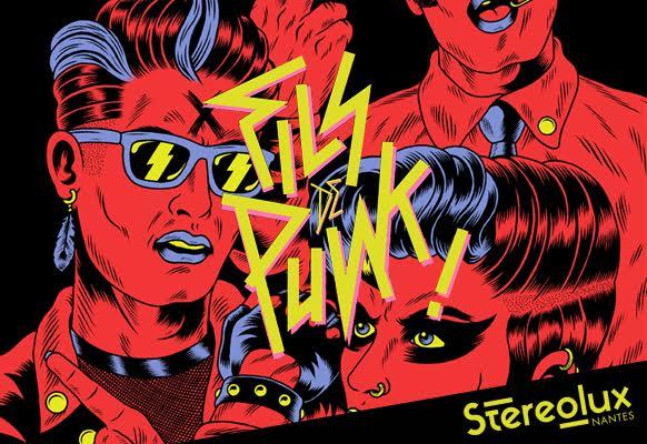 Stereolux celebre les 40 ans du punk - Longueur d'Ondes