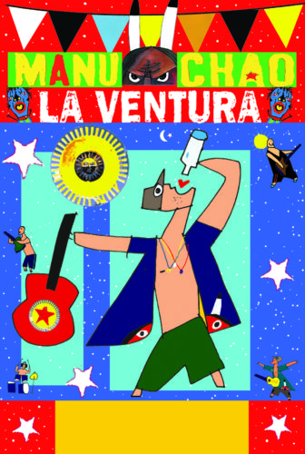 Manu Chao - La Ventura - Longueur d'Ondes