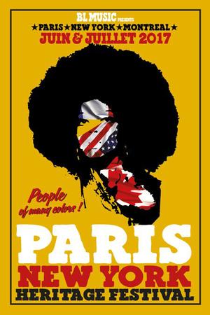 Paris New York Heritage Festival - Longueur d'Ondes