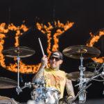 Blink 182 ©Benjamin Pavone @Download Festival - Longueur d'Ondes