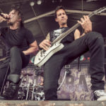 Dagoba ©Benjamin Pavone @Download Festival - Longueur d'Ondes